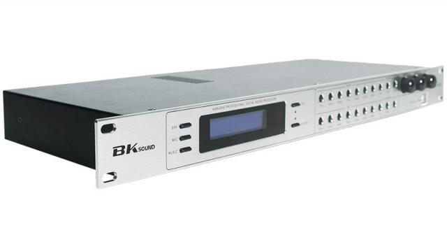 Vang số chỉnh cơ BKSound DSP 9000 có ưu điểm gì nổi bật?