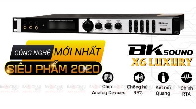 BK Sound bật mí sản phẩm vang số mới siêu HOT năm 2020