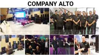 Lịch sử hình thành thương hiệu âm thanh nổi tiếng Alto