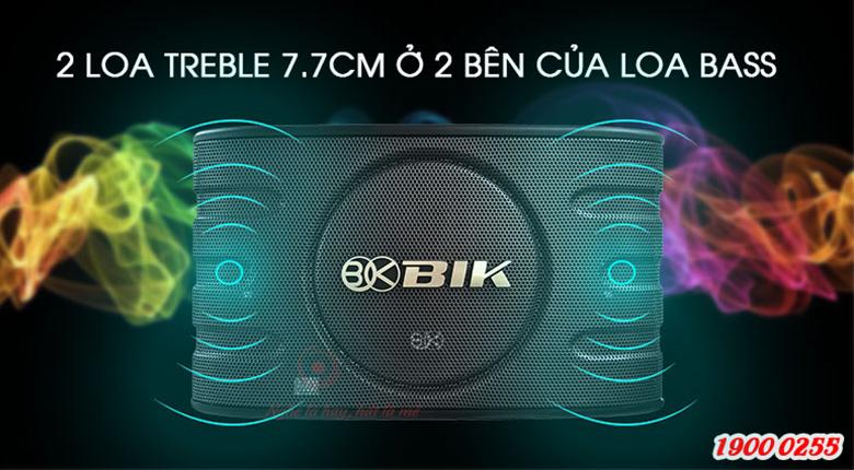 Loa karaoke BIK BJ S668