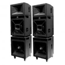 Loa full Cat King VF289, Bass 50cmx2, Sân khấu, Hội trường, (Giá 2 chiếc)