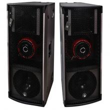 Loa full CatKing Pro2.5, Bass 40cmx2, Sân khấu, Hội trường, (Giá 2 chiếc)